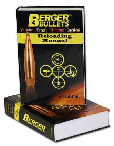 Manual de Recarga de BERGER Bullets