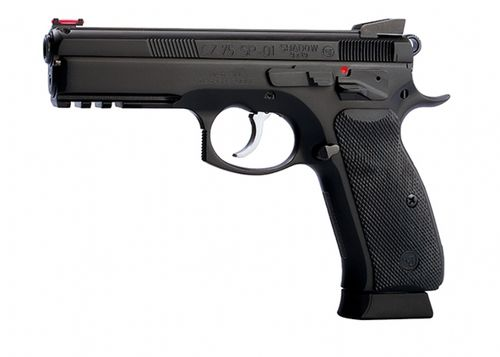 Pistola CZ 75 SP-01 SHADOW