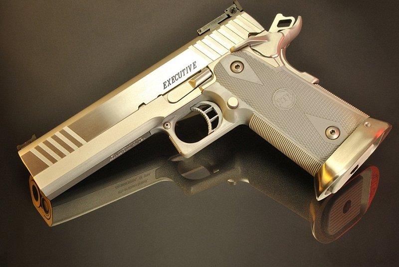 Poignée ergonomique pour HW45 / Colt 1911 Sti_executive.5