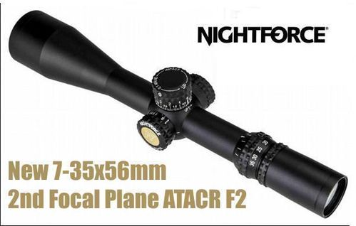 Visor NIGHTFORCE ATACR 7-35x56 F2